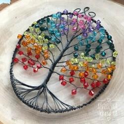 Čakrový Strom Života harmonizační