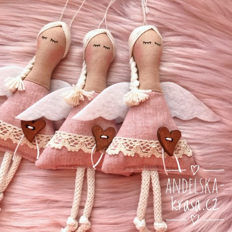 Andělka Lásky a vztahů