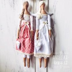 Andělka Lásky 45cm