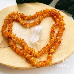 Jantar náhrdelník Uzdravení