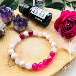 Náramek aromaterapie Ženství Kundalini