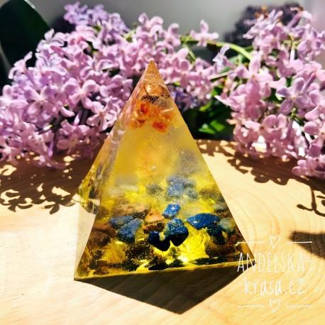Orgonit pyramida Spokojenost