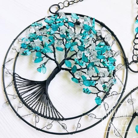 Strom Života Tyrkys Uklidním Tvou mysl