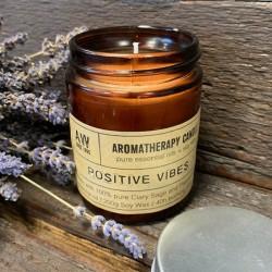 Sójová svíčka Pozitivní vibrace 200g