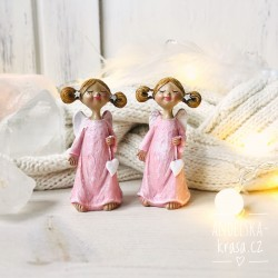 Copatá andělka pro radost