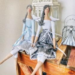 Andělka Babička 45 cm