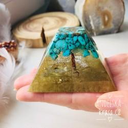 Orgonit Strom života Vnitřní klid
