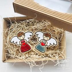 Andílci v dárkové krabičce 3