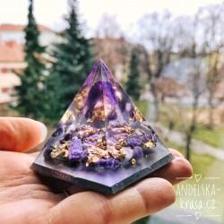 Orgonit čaroit Transformace a láska