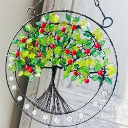 Strom Života 4. čakra Plodnost Blahobyt 20 cm
