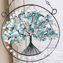 Strom Života Uvolnění 5. čakra 20 cm